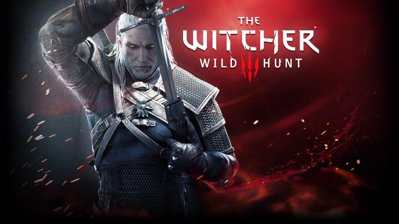 Jogo The Witcher 3